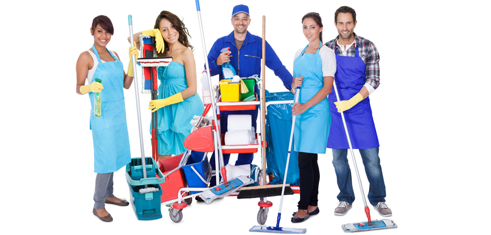 New Hires Janitorial