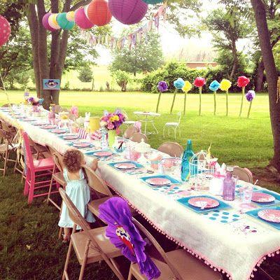 Birthday Party Backyard Ideas basic kid's birthday party checklist | hirerush blog