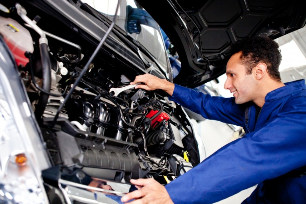 auto repair shop operation plan