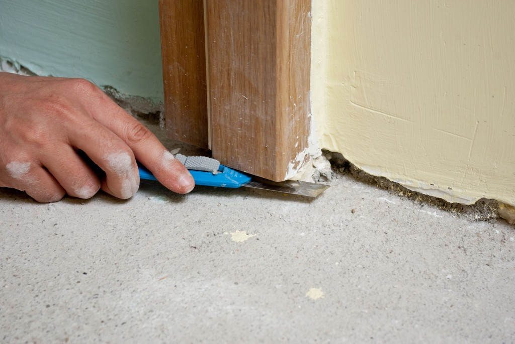 Laminate Installing Steps