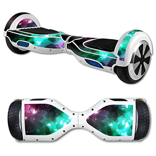 scratch protection vinyl decals for hoverboard