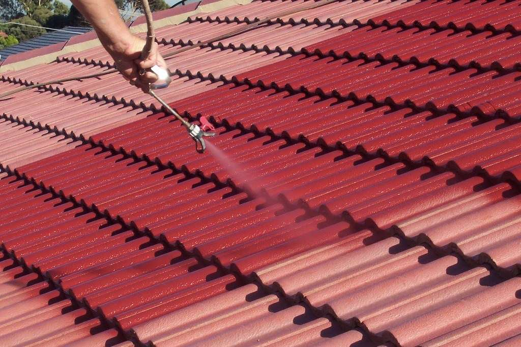 Roofing Sealer Amp 10 1 Oz Sc 1 St The Home Depot