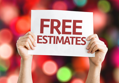 free moving estimates for clients