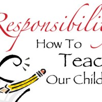 responsibility how to teach kids