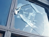How to fix a broken window and its screen