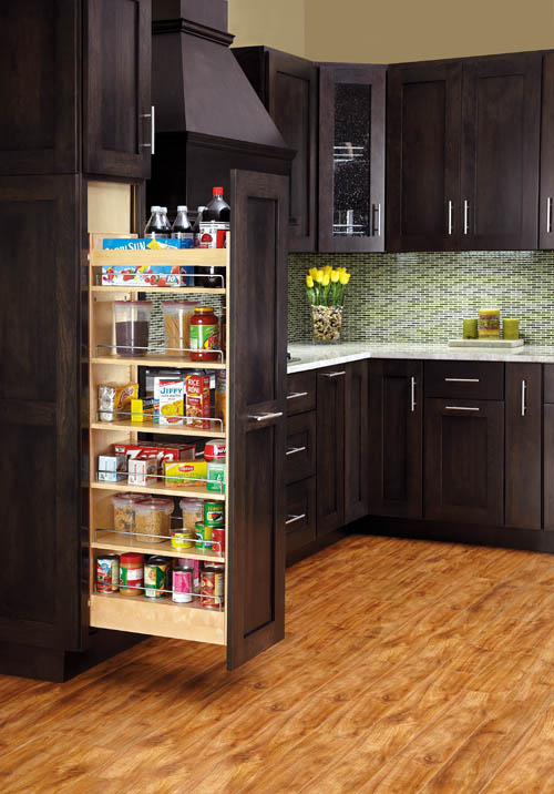 pull out kitchen pantry