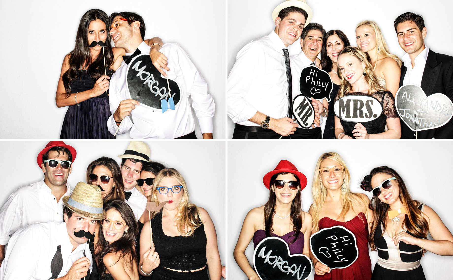 wedding photo booth pictures save up idea