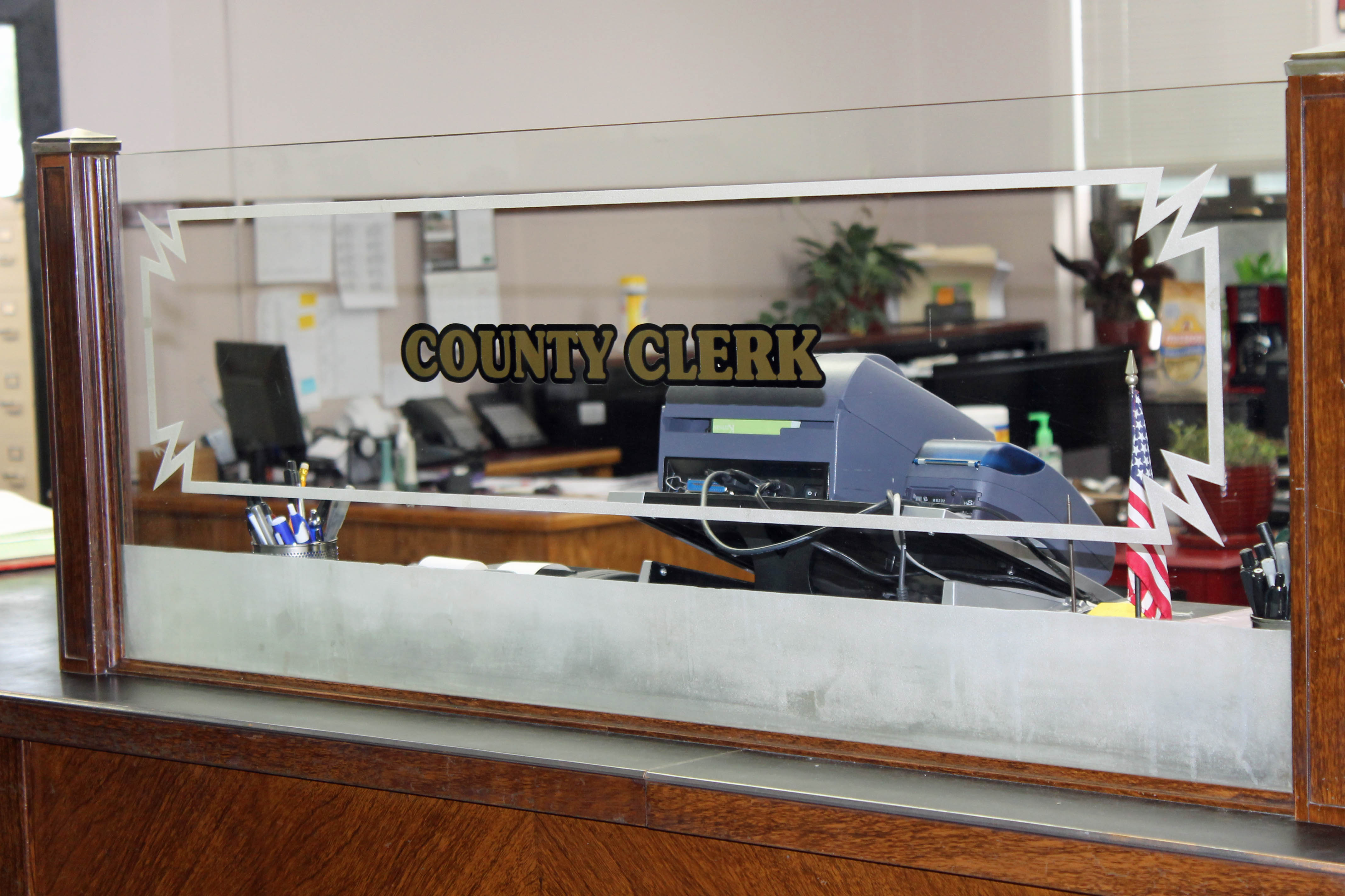 county clerk office
