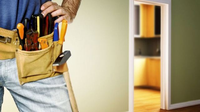handyman with a tool belt