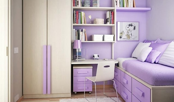 teenage girl room decor idea - Teenage Girls Bedroom Decorating Ideas