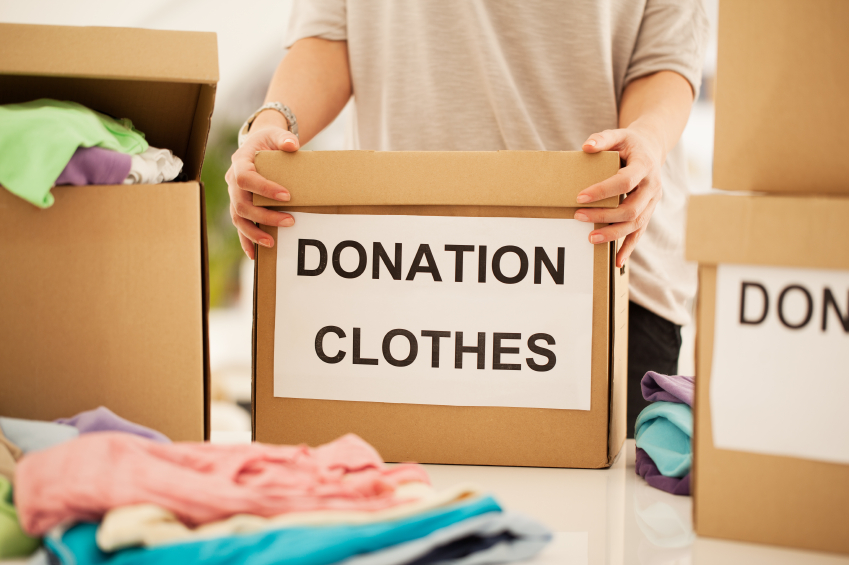 donating clothes Schedule a clothing donation pick up donate clothes, shoes, toys and household goods to vietnam veterans of america donations are tax-deductible and free.