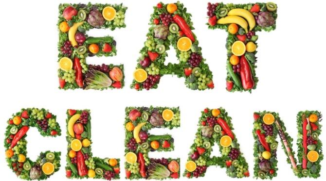eat clean banner