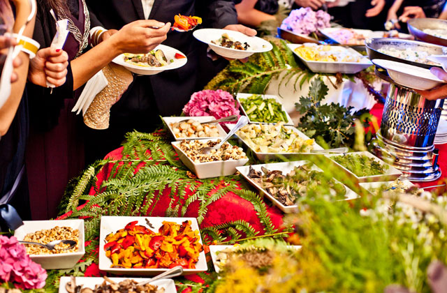 Wedding food ideas on a budget HireRush Blog