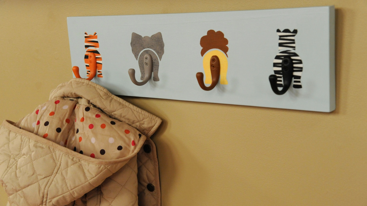 How To Make Elephant Wall Hanging Textile Japanese Wall