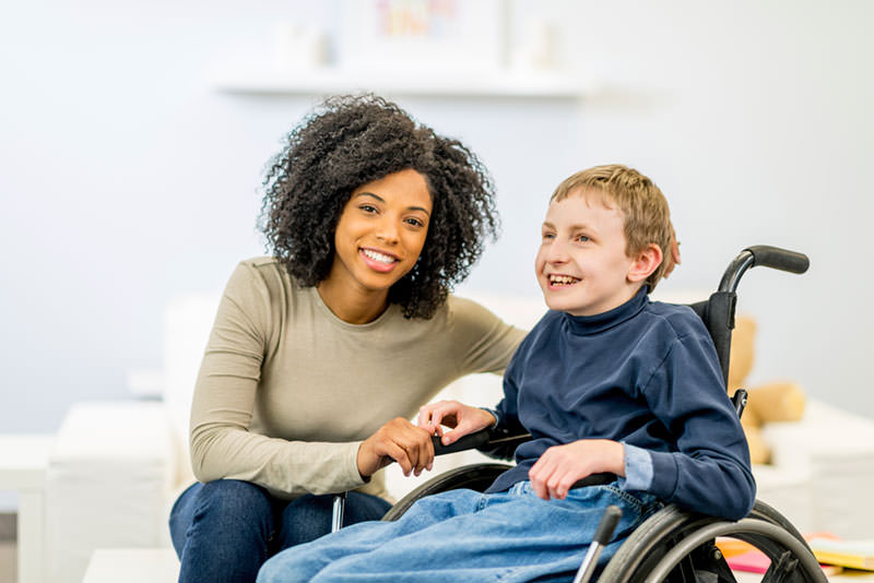 Helping special needs adults