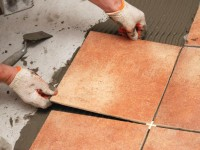 How to install floor tile