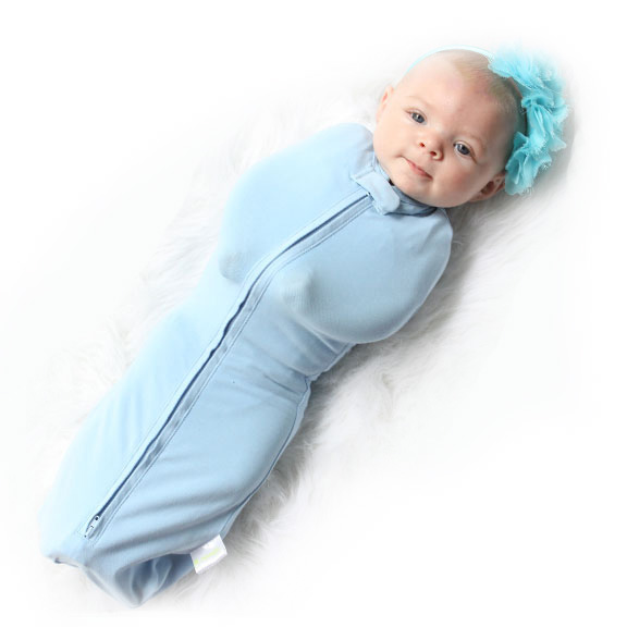 10 Steps How to Swaddle a Baby. Swaddling Technique and Safety
