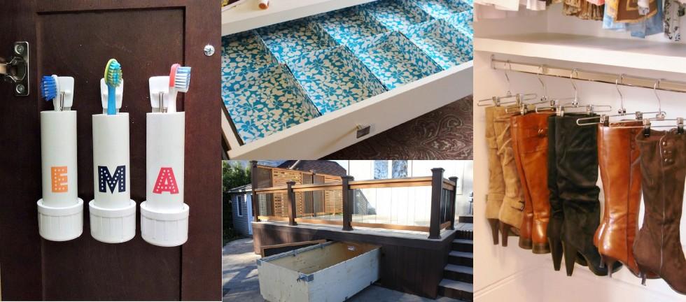Diy Home Storage Fair 10 Diy Home Storage Ideas  Hirerush Blog Decorating Design