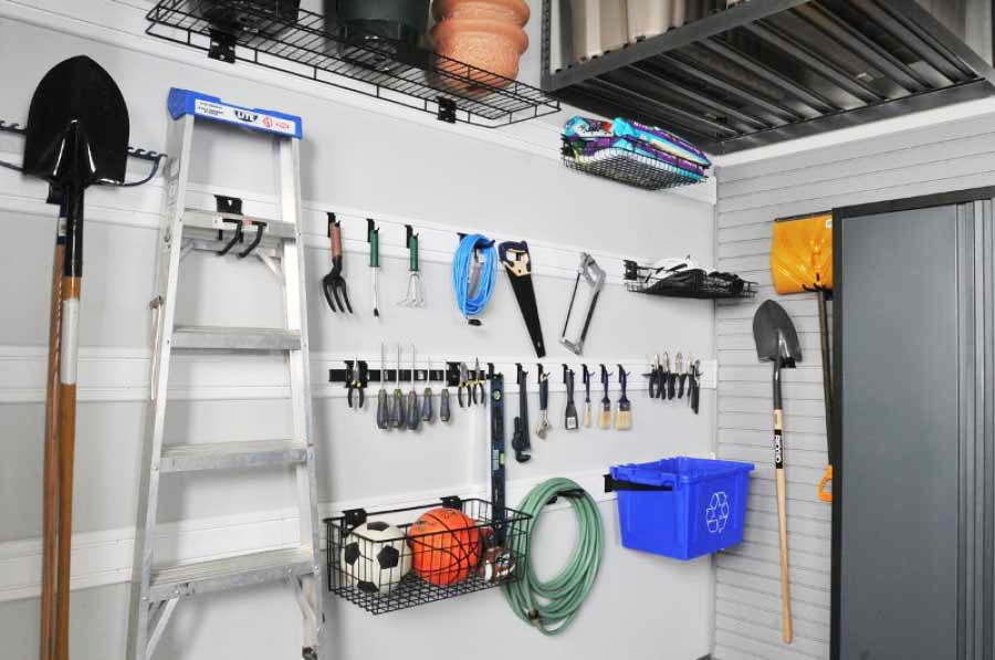 garage wall organizer 15 neat garage organization ideas hirerush 15759