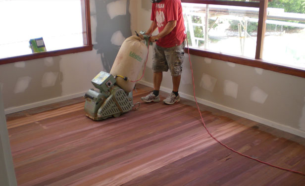 5 easy steps of vinyl flooring installation hirerush blog for Preparing floor for vinyl
