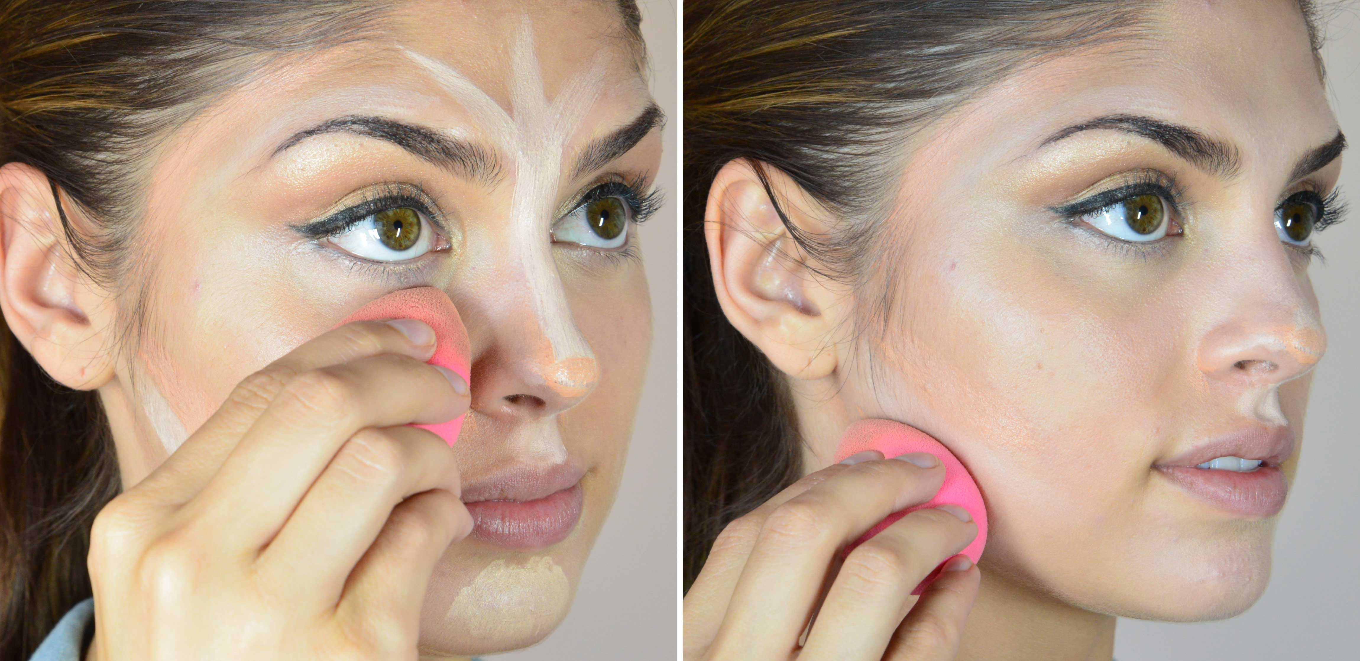 How to contour your face | HireRush Blog