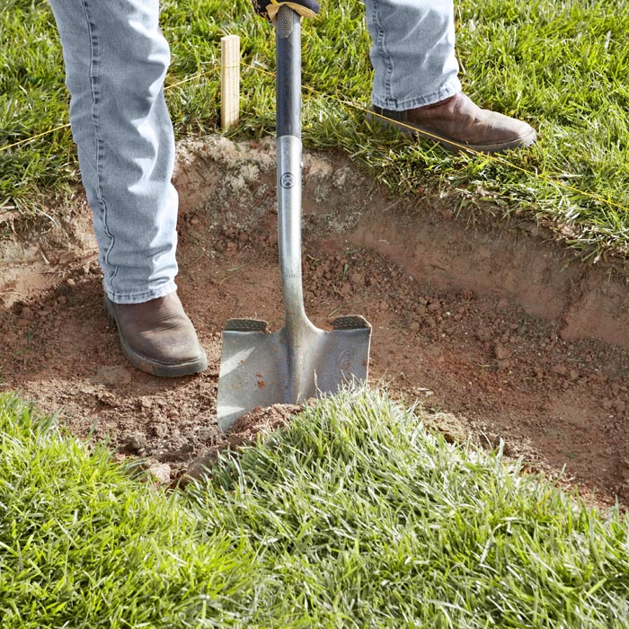 how to lay a flagstone path hirerush blog