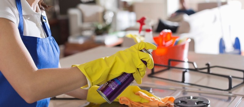 Top 10 Kitchen Cleaning Tips