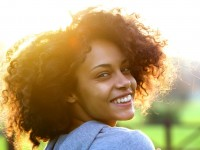 How to treat curly hair