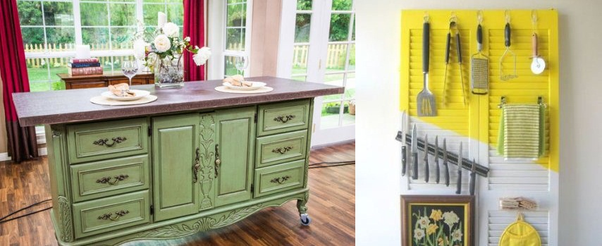 How To Repurpose Furniture 10 repurposed furniture ideas | hirerush blog