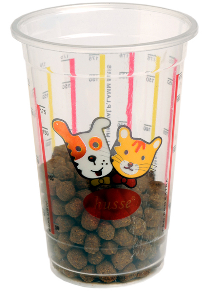 Cup Dog Food In Grams