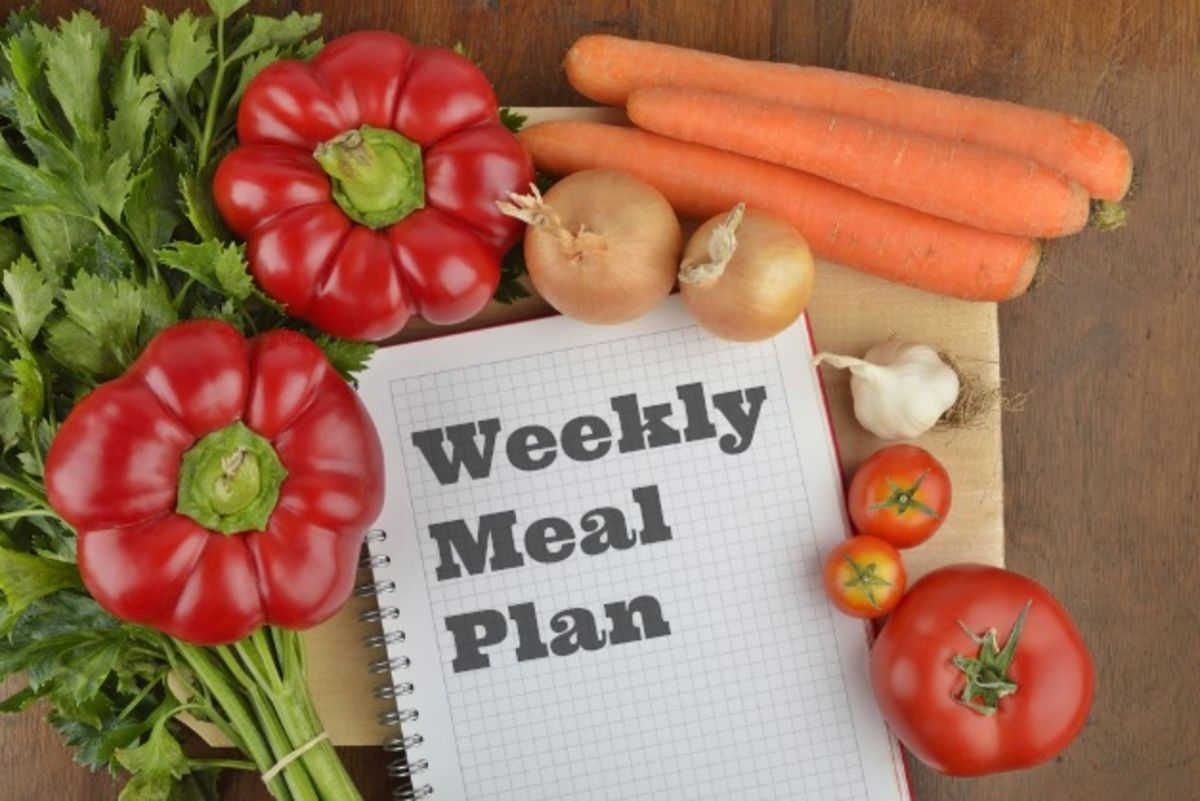 weekly meal plan picture