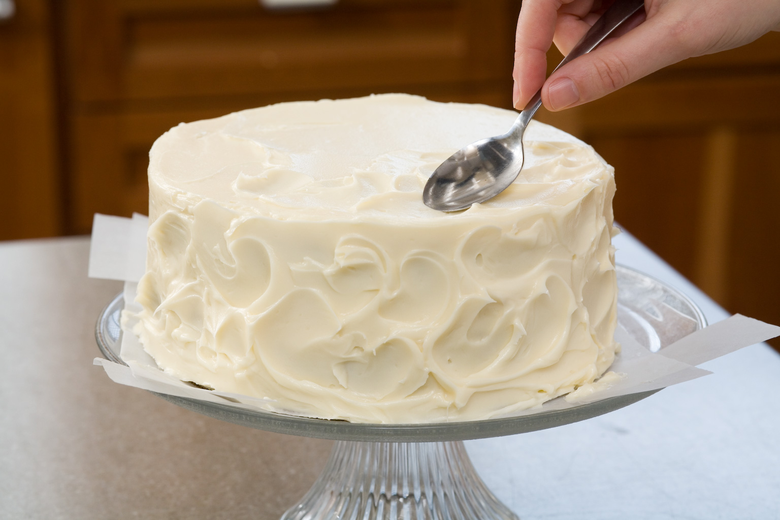 Homemade Cake Icing Designs : How to make a cake from scratch HireRush Blog