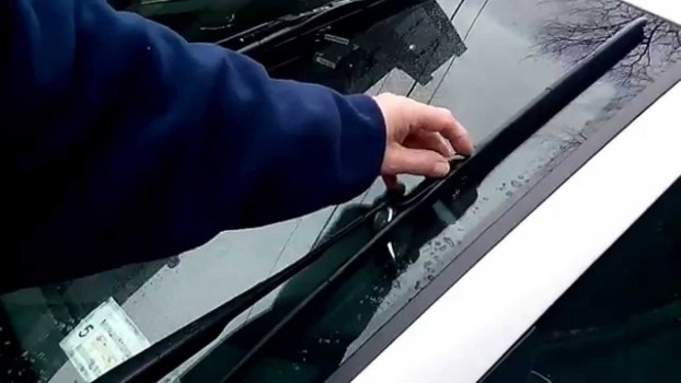 windshield wipers size measure