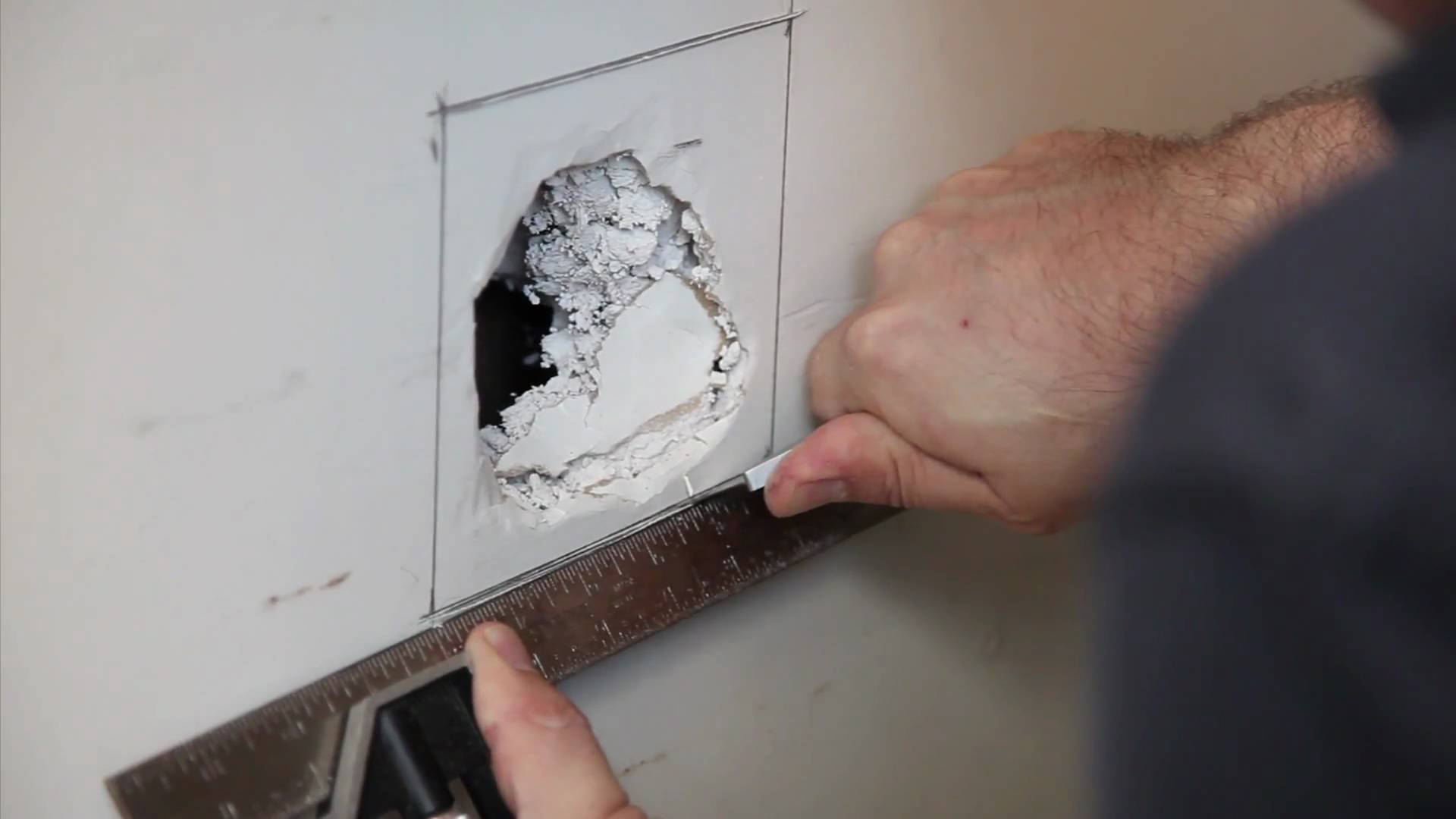 how to fix a hole in drywall 3 methods hirerush blog