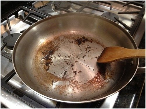 How To Clean A Burnt Pan Hirerush Blog