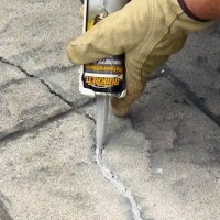 concrete cracks repair