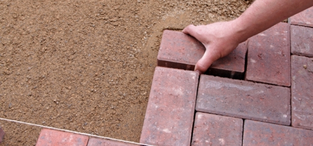 How Do You Make Clay Bricks : How to lay brick pavers on your own hirerush