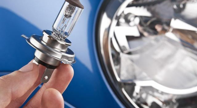 headlight bulb replacement