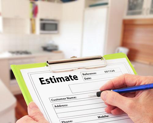 moving estimator