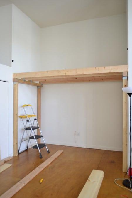 How to build a loft Part 2 HireRush Blog