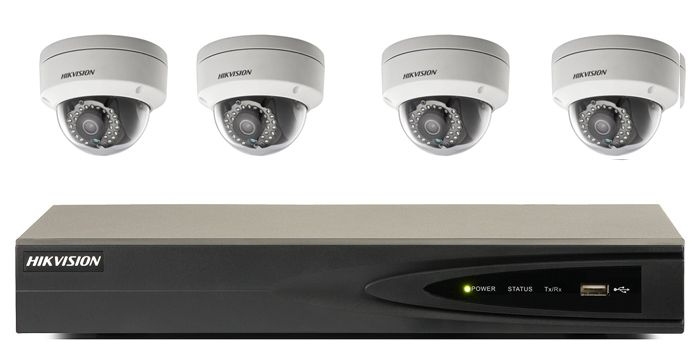 security camera package