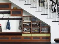 Neat entryway storage ideas