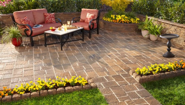... Brick Pavers Patio