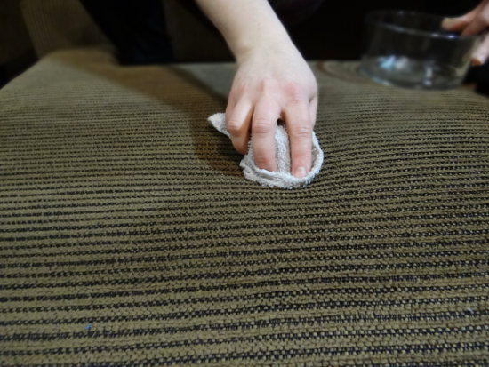 How to clean couch upholsery | HireRush Blog