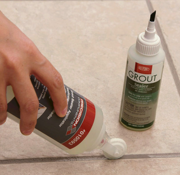 bathroom tile grout sealer how to regrout tile in 10 steps hirerush 16768
