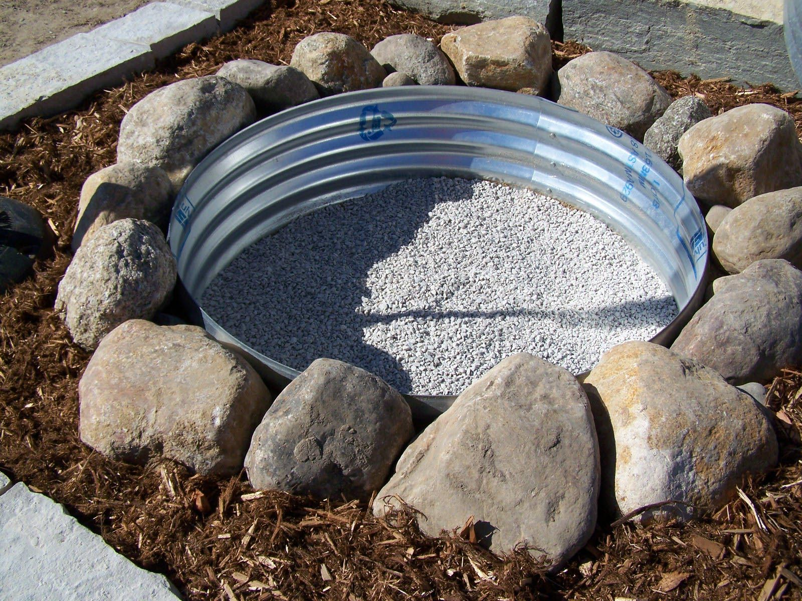 how to build a fire pit 5 diy fire pit projects hirerush blog