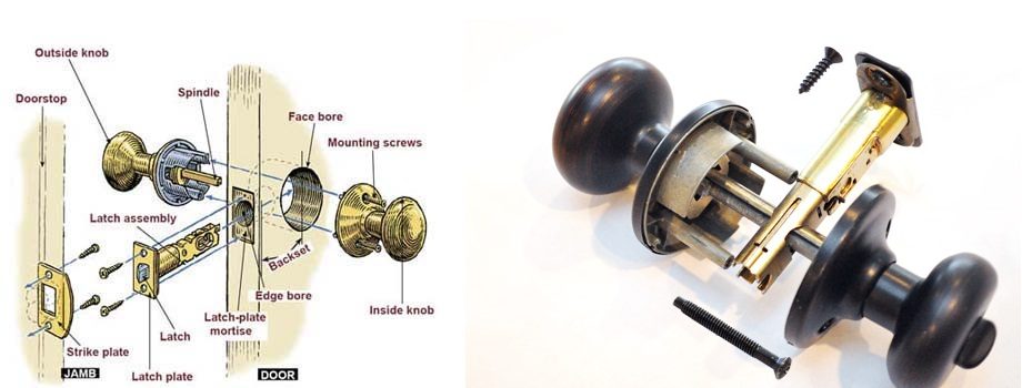 How To Change A Door Knob 28 Images Remove A Door Knob That Has No Screws Mike S Tech Blog