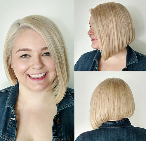 Best Hairstyles For Round Faces Hirerush Blog