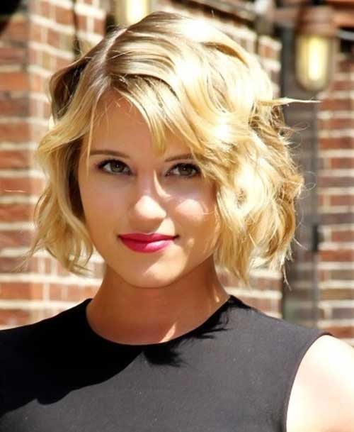 Pleasant Best Short Hairstyles For Full Faces Best Layered Haircuts Short Hairstyles Gunalazisus