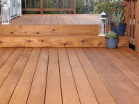 5 steps to restain a wood deck
